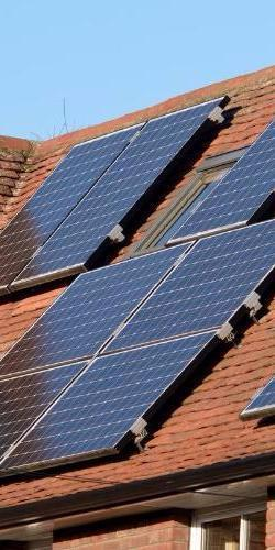 Solar panel installation in Glasgow and Lanark