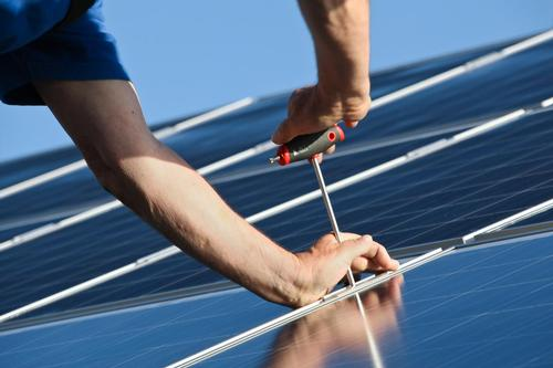Solar repair in Glasgow and Lanark