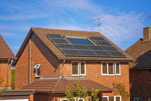 Solar installation in Glasgow and Lanark